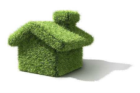 zelena kućica